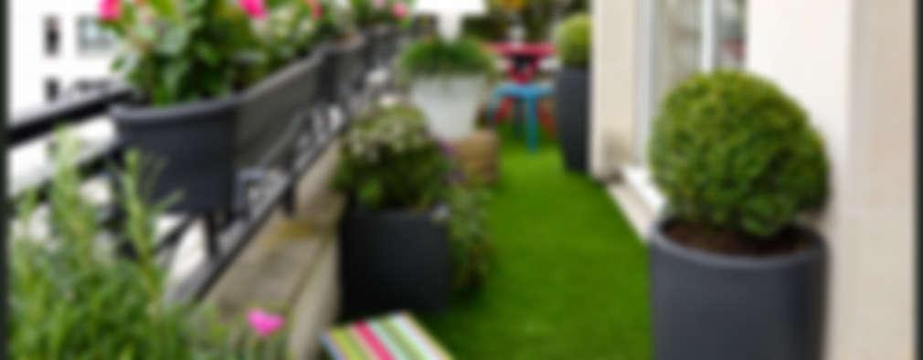 6 Idee Spettacolari per Trasformare Piccoli Balconi o Terrazzi