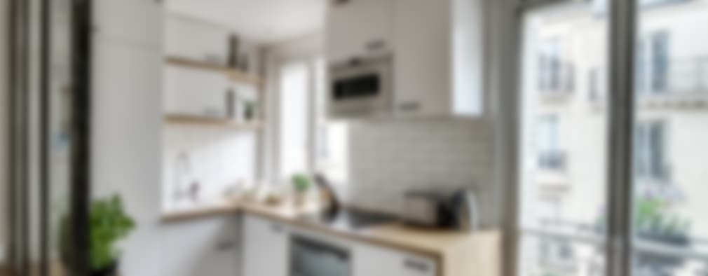 Cocinas de estilo escandinavo por bypierrepetit