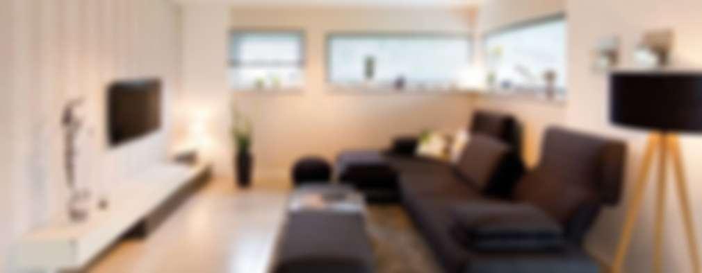 غرفة المعيشة تنفيذ FingerHaus GmbH