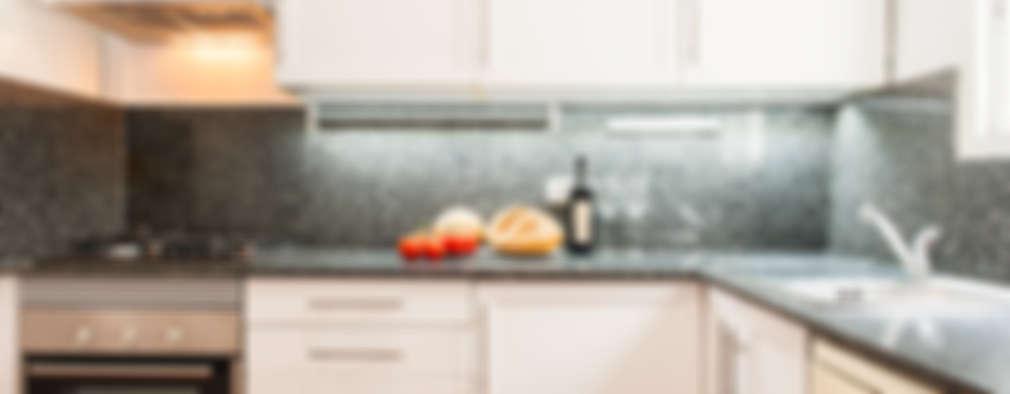 Cocinas de estilo minimalista por Markham Stagers