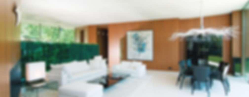 غرفة المعيشة تنفيذ SilvestrinDesign