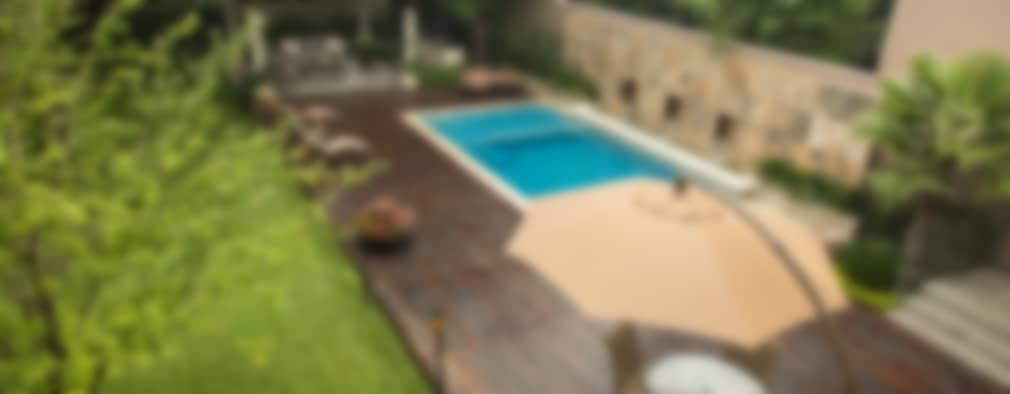13 ideas geniales para arreglar un patio aburrido y peque o - Arreglar jardin abandonado ...