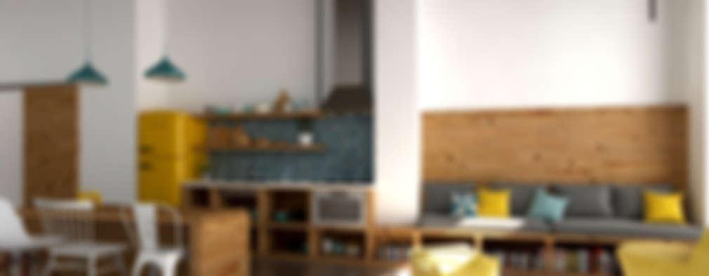27 Idee per Sfruttare al Massimo una Piccola Cucina
