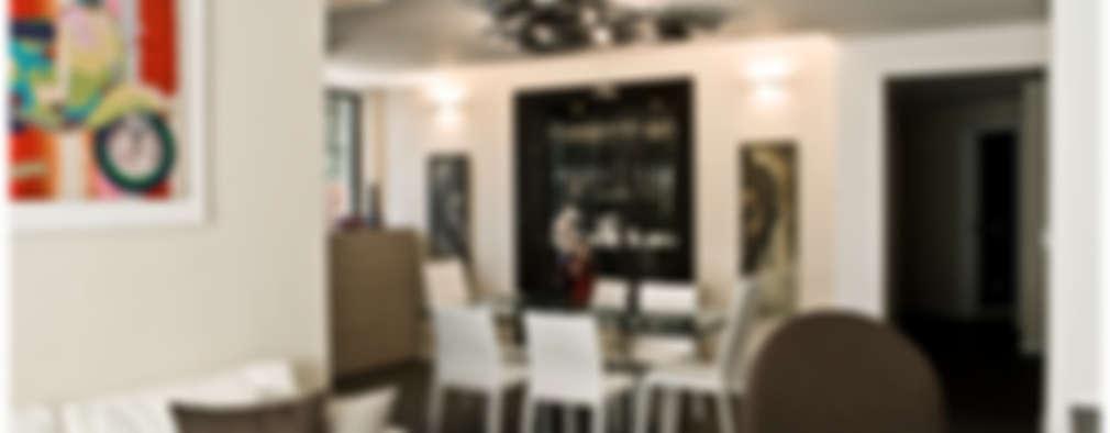 Comedores de estilo moderno por Ignazio Buscio Architetto