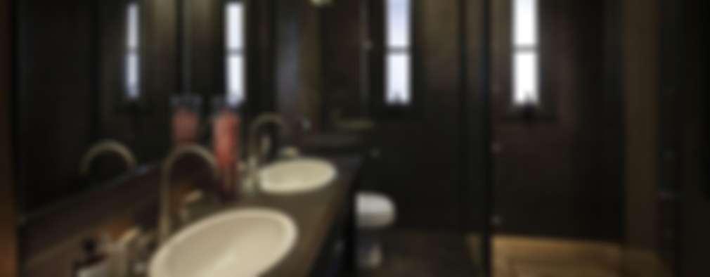 حمام تنفيذ Bórmida & Yanzón arquitectos