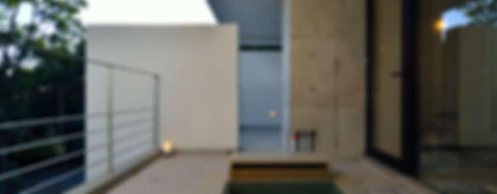 modern Bathroom by アトリエ環 建築設計事務所