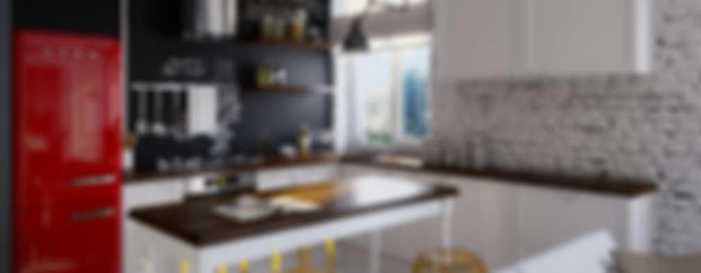 مطبخ تنفيذ Aiya Design
