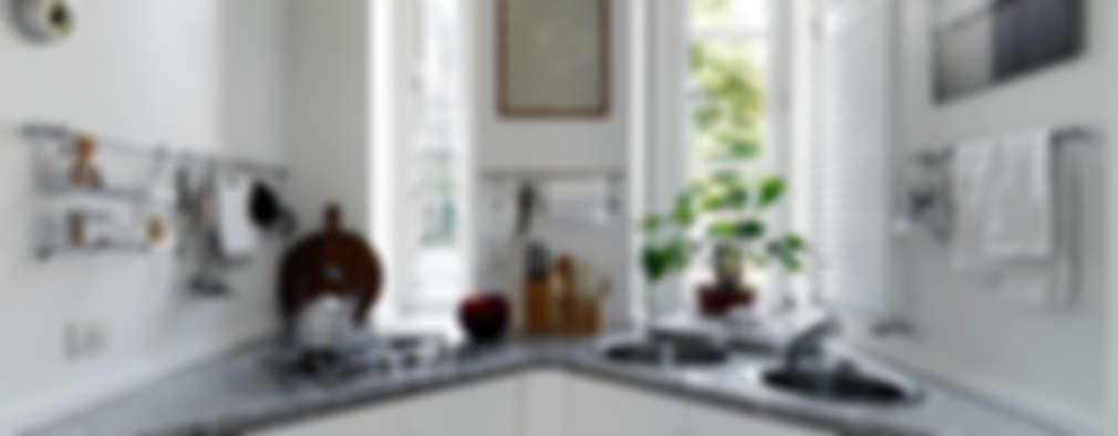 7 Muebles rinconeros perfectos para ganar espacio en tu cocina