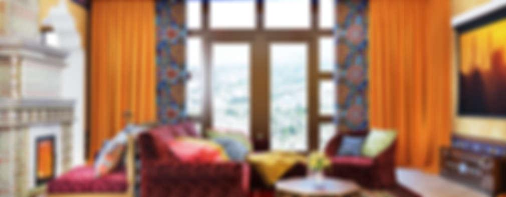 غرفة المعيشة تنفيذ AbcDesign