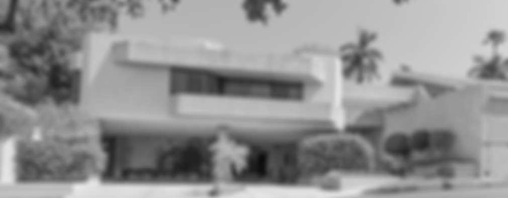 Estado Original Fachada: Casas de estilo moderno por Juan Luis Fernández Arquitecto