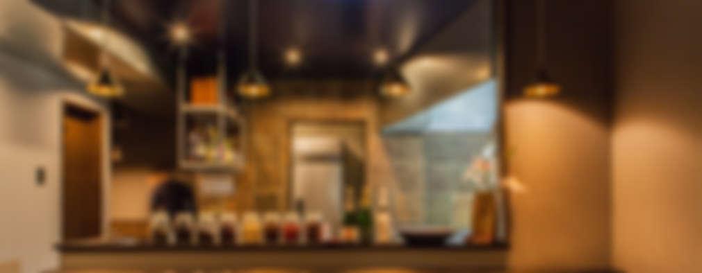مطبخ تنفيذ Innovation Studio Okayama