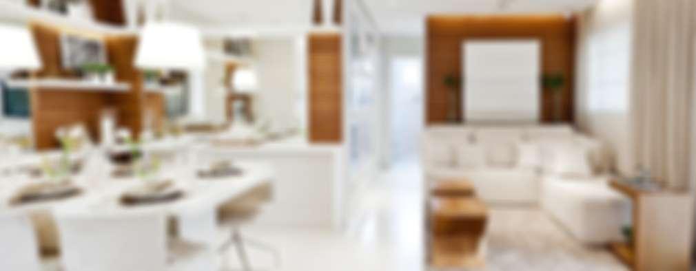 moderne Wohnzimmer von SESSO & DALANEZI
