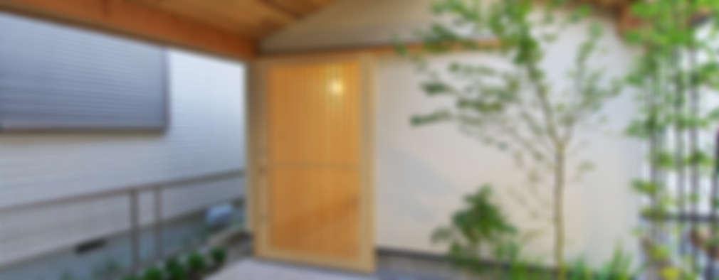 庭院 by 五藤久佳デザインオフィス有限会社