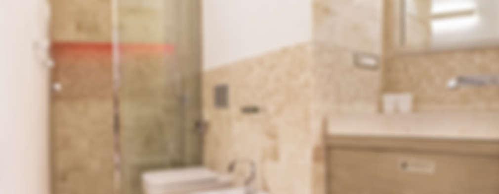20 foto di bagni moderni insuperabili ma accessibili a tutti - Architettura Bagni Moderni