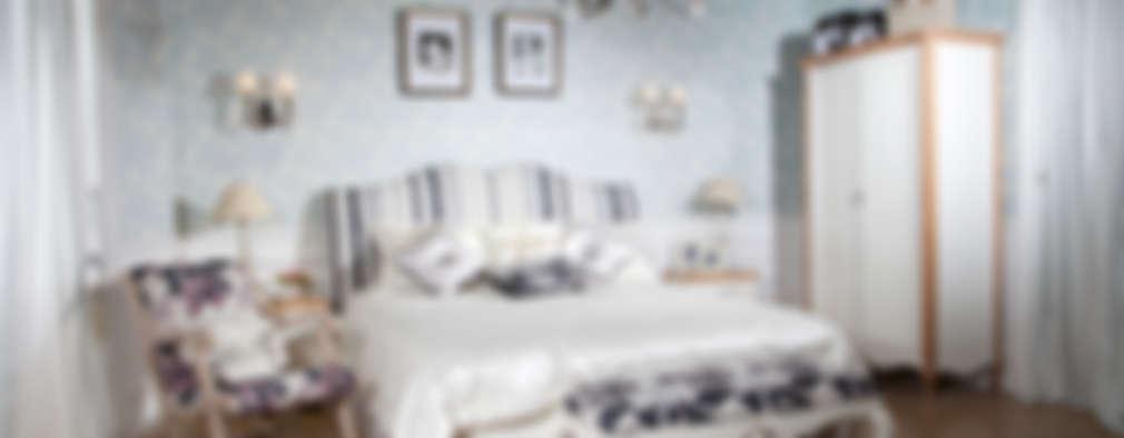 Dormitorios de estilo clásico por Neopolis Casa