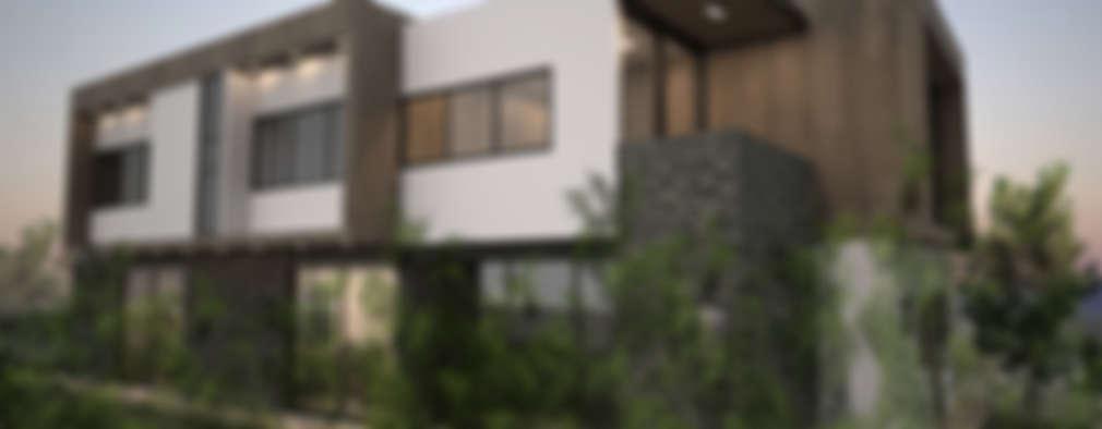 25 facciate di case moderne da vedere prima di costruire for Facciate di case moderne