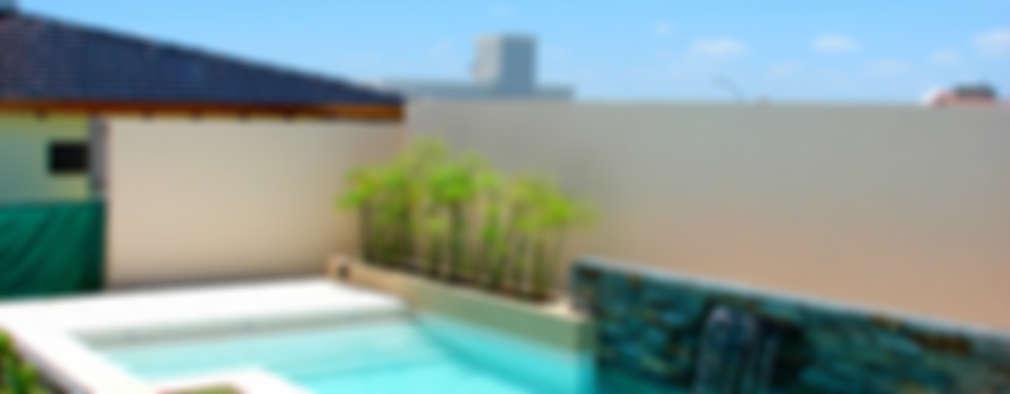 Cu nto cuesta construir una alberca for Cuanto vale una piscina