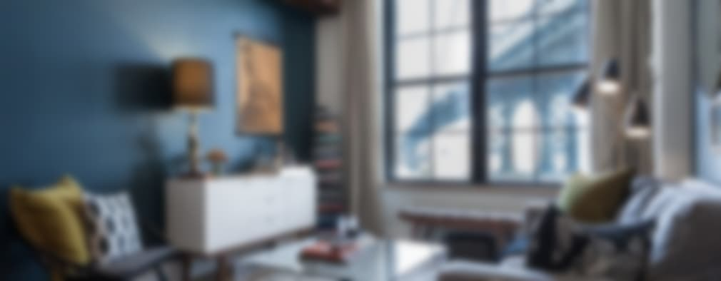 غرفة المعيشة تنفيذ Heart Home magazine