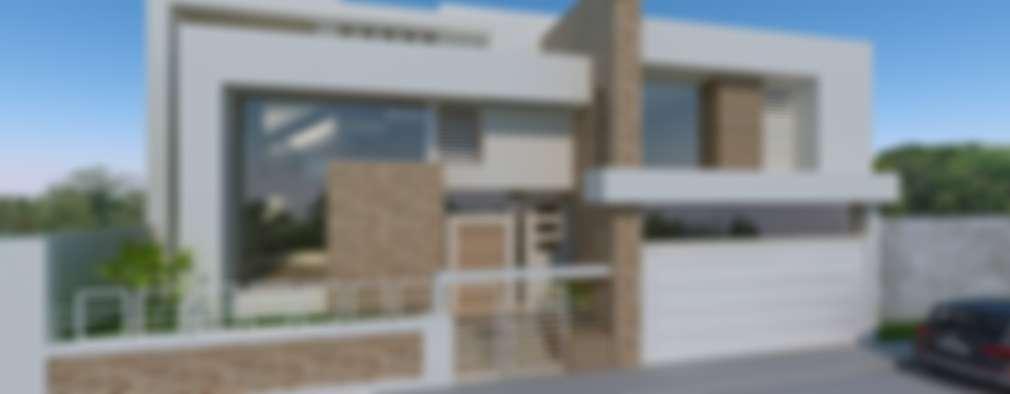منازل تنفيذ CouturierStudio