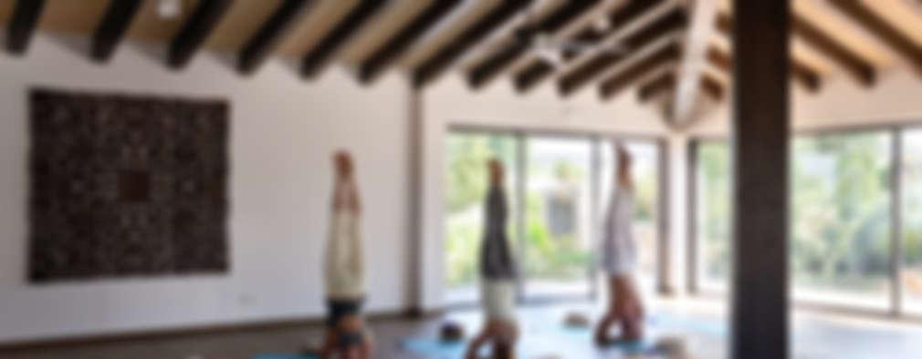 mediterranean Gym by Bloomint design