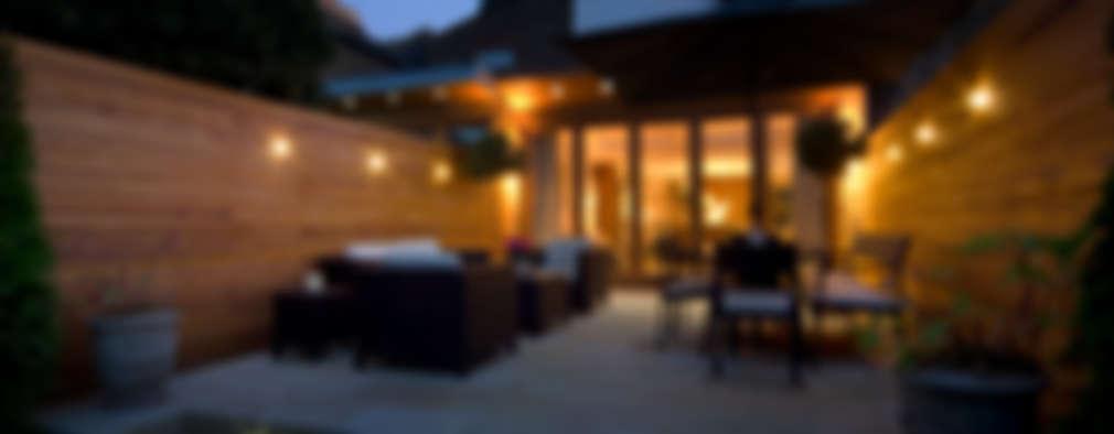 حديقة تنفيذ Concept Eight Architects
