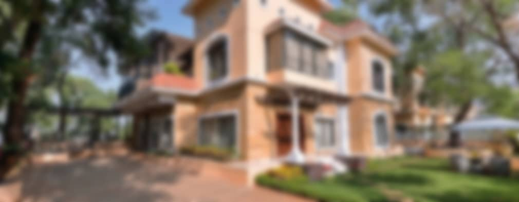 minimalistic Houses by ARK Reza Kabul Architects Pvt. Ltd.