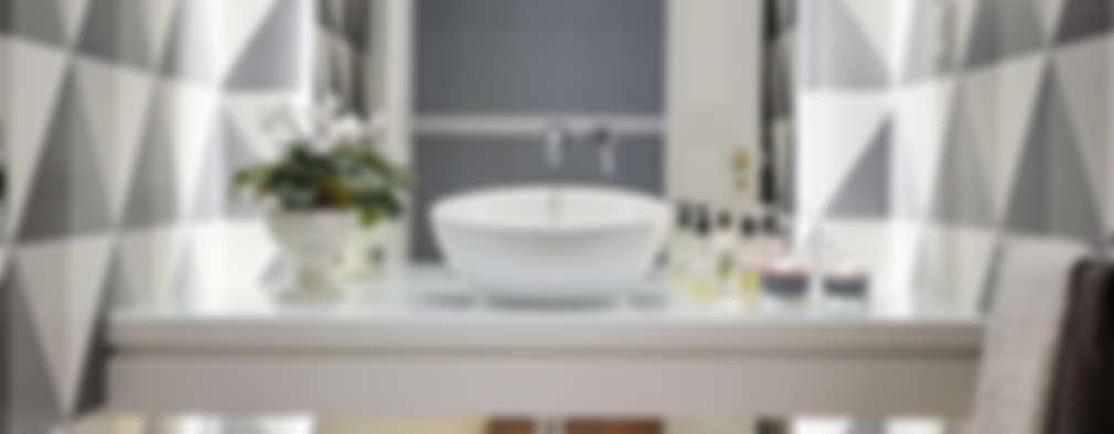 modern Bathroom by LAVRADIO DESIGN