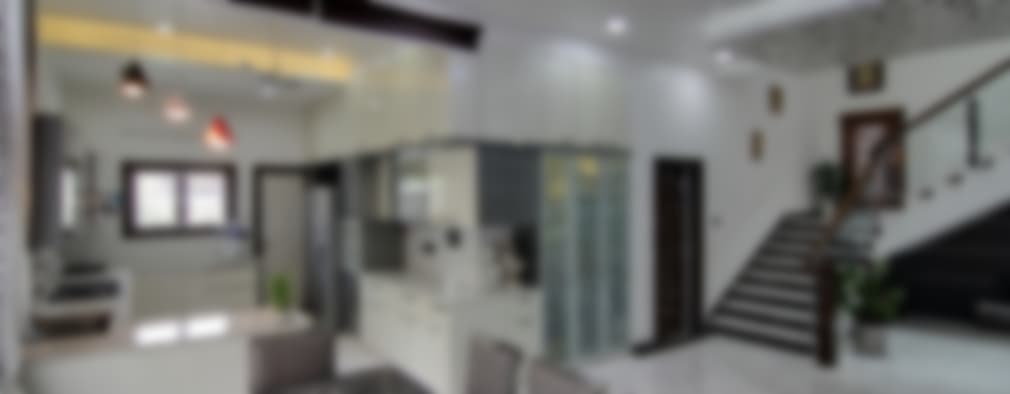 Kitchen view: modern Kitchen by KREATIVE HOUSE