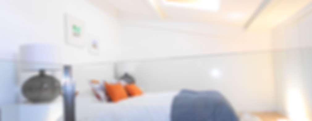 غرفة نوم تنفيذ Interiores com alma