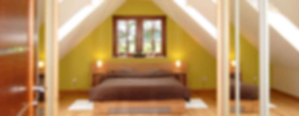 classic Bedroom by Biuro Projektów MTM Styl - domywstylu.pl