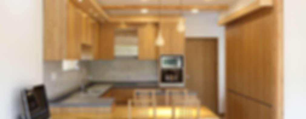 modern Kitchen by woodsun