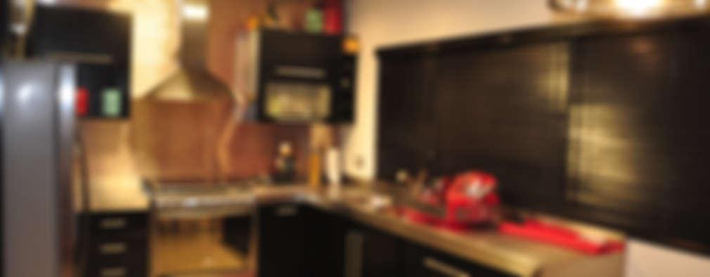 Cocinas de estilo moderno por fc3arquitectura