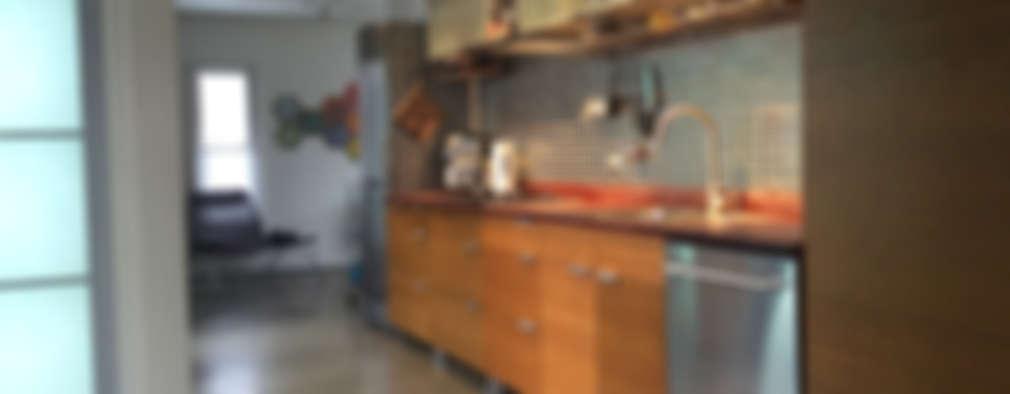 Ecosa Institute: modern tarz Mutfak