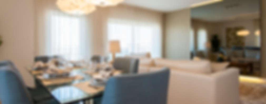 modern Dining room by Traço Magenta - Design de Interiores