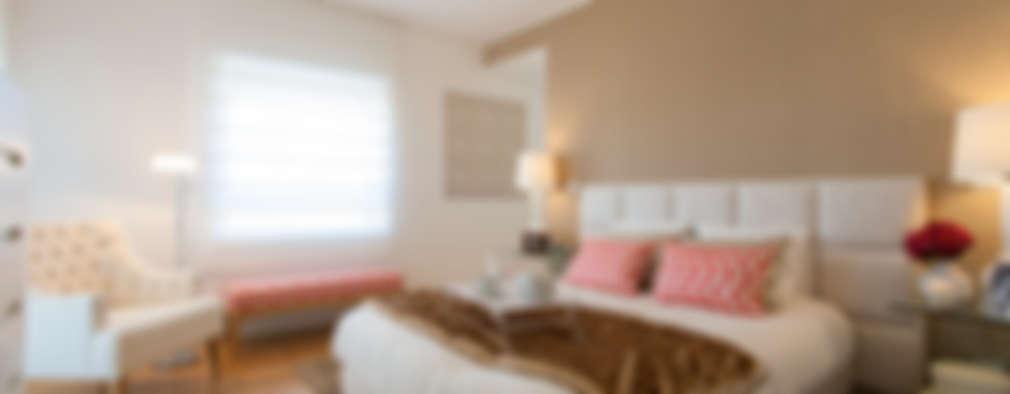 modern Bedroom by Traço Magenta - Design de Interiores