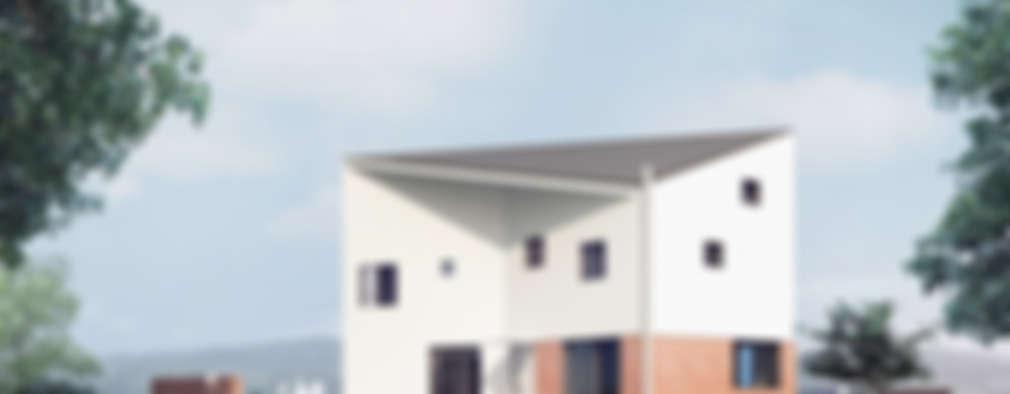 외부전경 1: IDÉEAA _ 이데아키텍츠의  주택