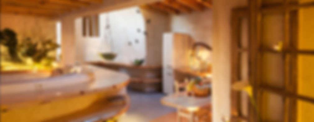 country Kitchen by pedro quintela studio