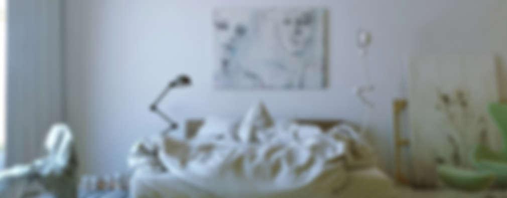 臥室 by ArqRender