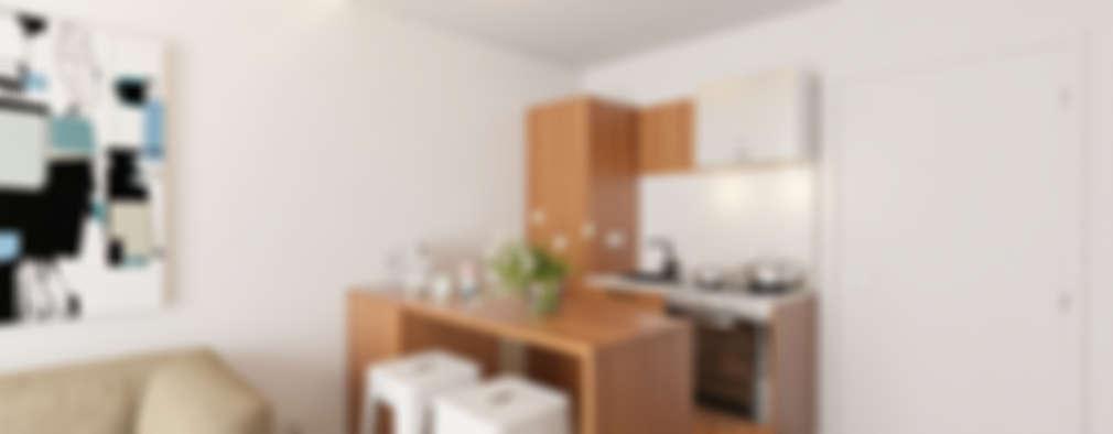 10 Wege, eine kleine Küche komfortabler zu machen