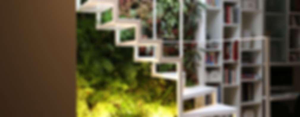 Projekty,  Ogród zaprojektowane przez LC Vertical Gardens