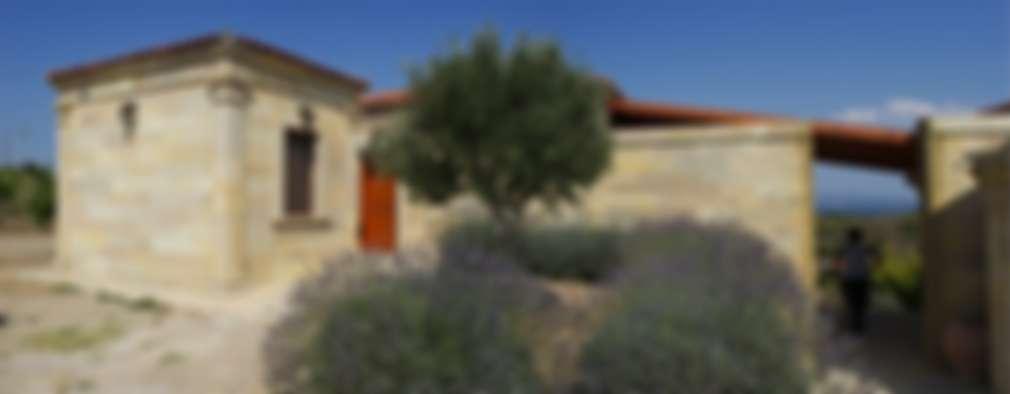 DAFNI MİMARLIK – T2 Evi: modern tarz Evler