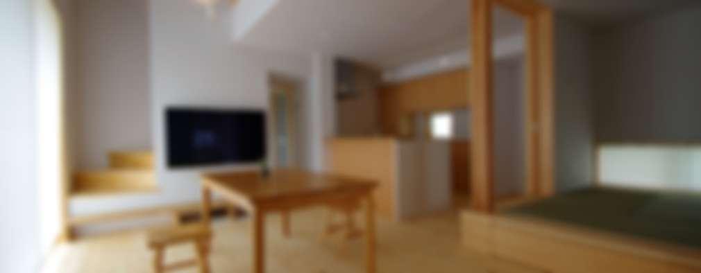 K+Yアトリエ一級建築士事務所의  거실