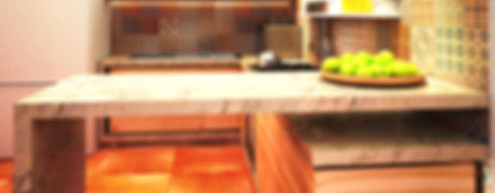 مطبخ تنفيذ Rotoarquitectura