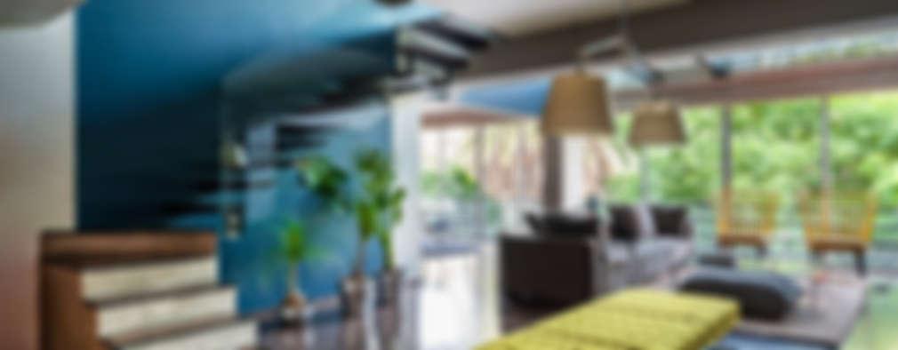 8 espectaculares diseños de interiores para la sala-comedor
