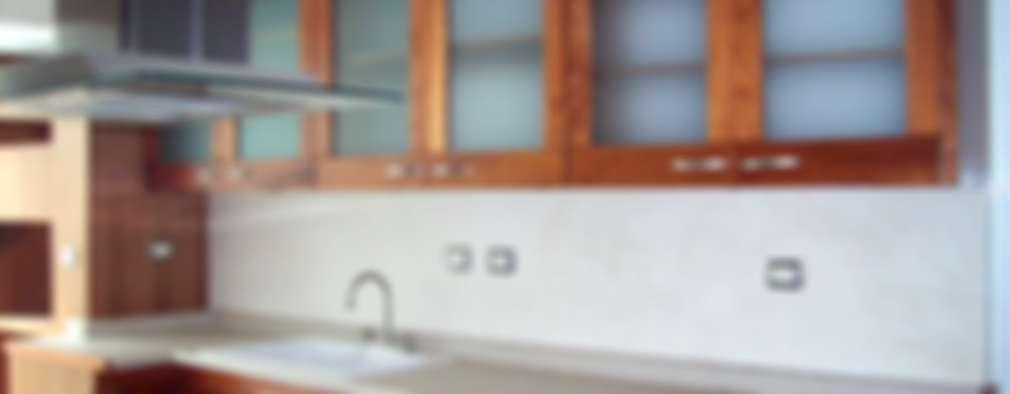 25 diseños de cocinas que te puede hacer el carpintero