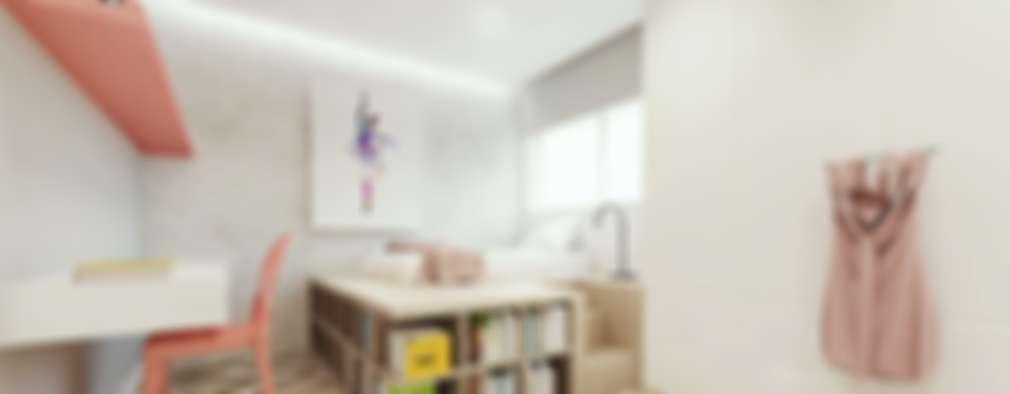 scandinavian Bedroom by fpr Studio