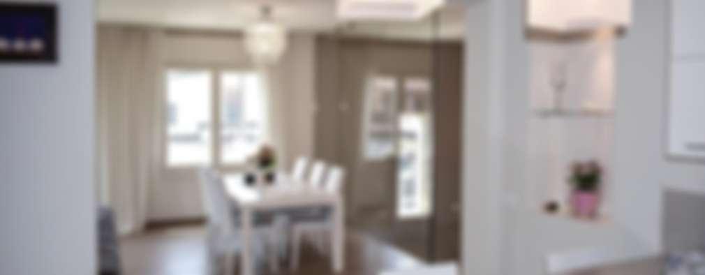 Comedores de estilo moderno por NCe Architetto