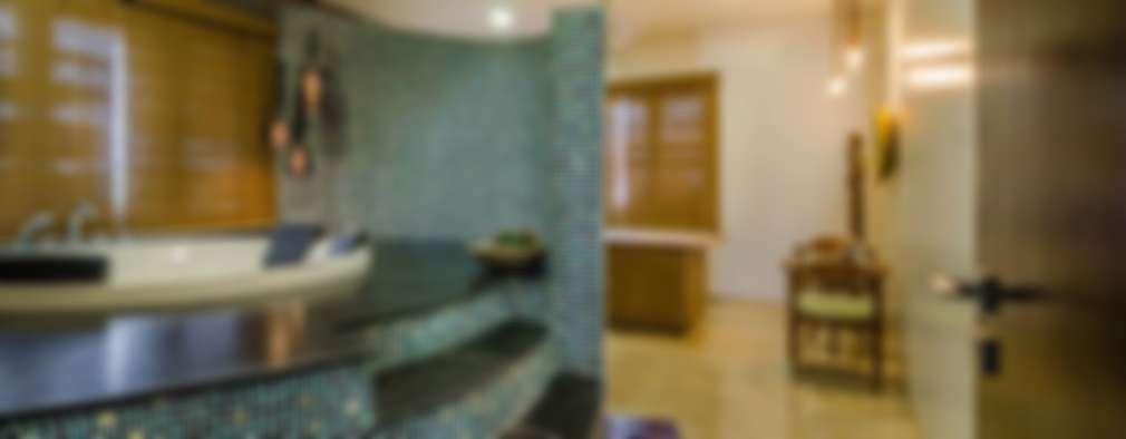 modern Bedroom by In-situ Design