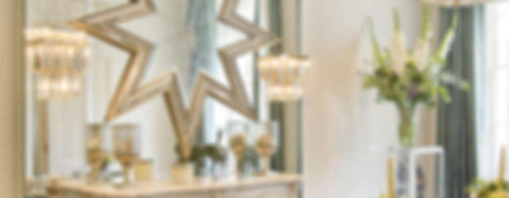 Comedores de estilo clásico por Nash Baker Architects Ltd