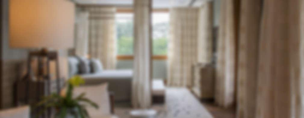 Dormitorios de estilo rural por Denise Barretto Arquitetura